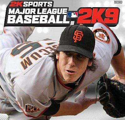 MLB 2K9 正式推出 喜愛玩棒球遊戲的朋友千萬別錯過