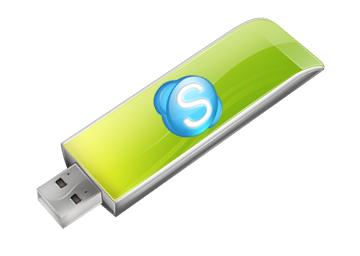 [教學] Skype – DIY自製免安裝版@讓你隨身攜帶趴趴走