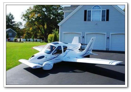 飛行汽車已不再是夢想,世界首輛飛行汽車即將推出!