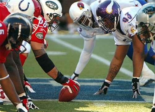 [短片] NFL 2009 超級美式足球@怪咖系列影集