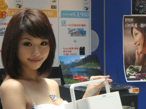 2009 台北電腦應用展 正妹隨意拍