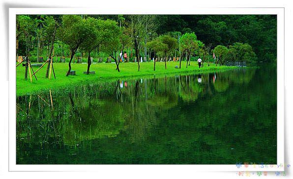 [宜蘭三天兩夜輕鬆玩] 梅花湖、三清宮道教總廟@賞風景好去處