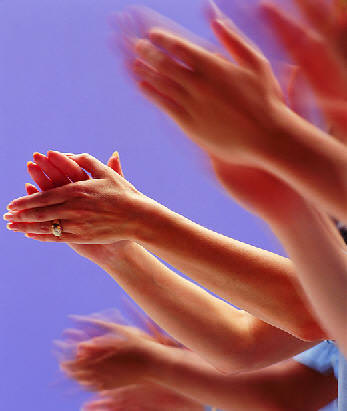 金氏世界紀錄 – 拍手達人@史上最快30秒近400下