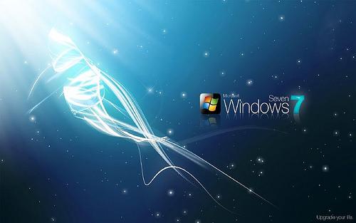 Windows 7 內建高解析度桌布免費下載