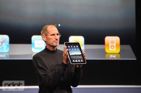 蘋果平板電腦 Apple iPad 正式推出