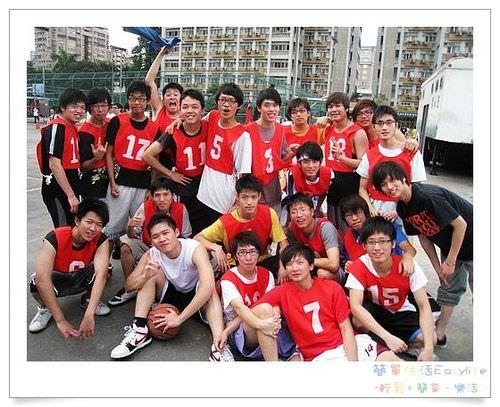 台北科技大學 98學年 熱血運動會