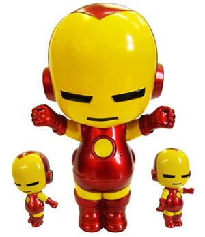 鋼鐵人的接班人- 鋼鐵寶寶 Iron Baby V.S 兔子軍團