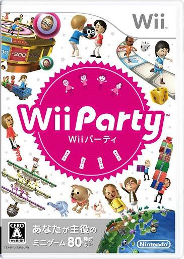 Wii Party Wii 派對@超過80種小遊戲,遊戲多到玩不完
