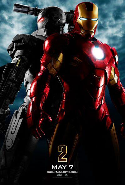 鋼鐵人2 Iron Man 2 電影評論之正邪鋼鐵人對決時刻