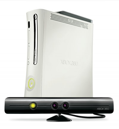 Xbox 360 Kinect 體感遊戲全新體驗@用身體當控制器來玩遊戲