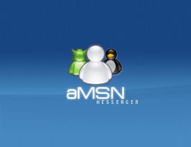 aMSN 支援多重登入、即時通訊軟體@免安裝中文版