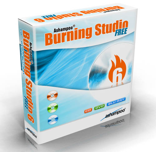 Ashampoo Burning Studio Free  綠色免安裝中文版 比NERO好用免費專業燒錄軟體