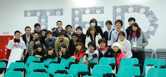 2011 TEDxTaipei in NTUT 議題交流、分享 活動完美落幕