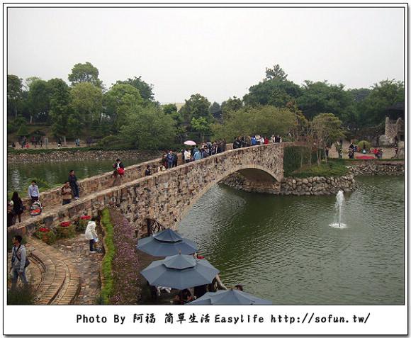 台中新社 欧式古堡庄园 雨蒙蒙悠游之旅