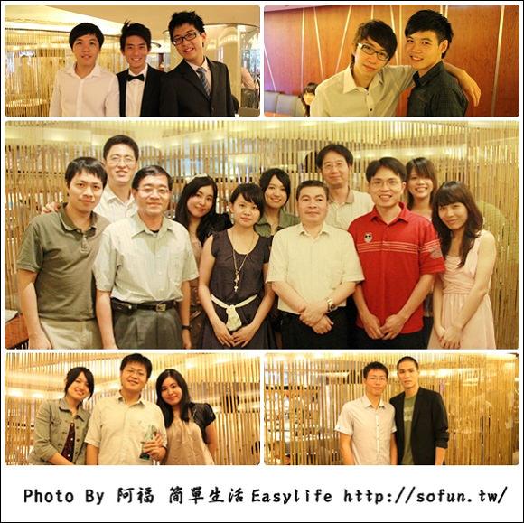 [生活] 台北晶華酒店。柏麗廳五星級自助餐@謝師宴聚餐