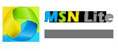 [軟體] MSNLite 綠色免安裝繁體中文版.完全取代MSN聊天工具