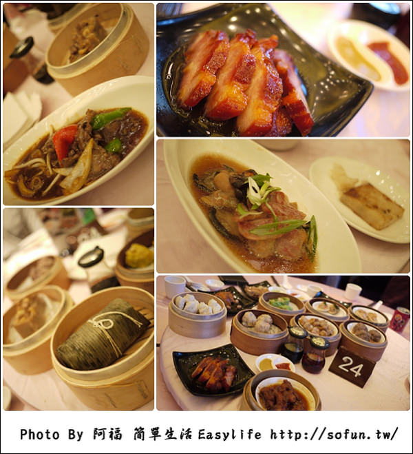 [食記] 台北中崙店。華漾大飯店港式飲茶吃到飽