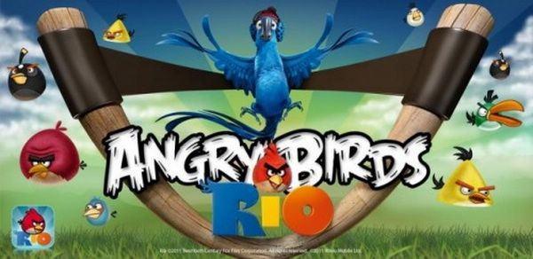 [遊戲] 憤怒鳥:里約大冒險 Angry Birds Rio 綠色免安裝 PC電腦版