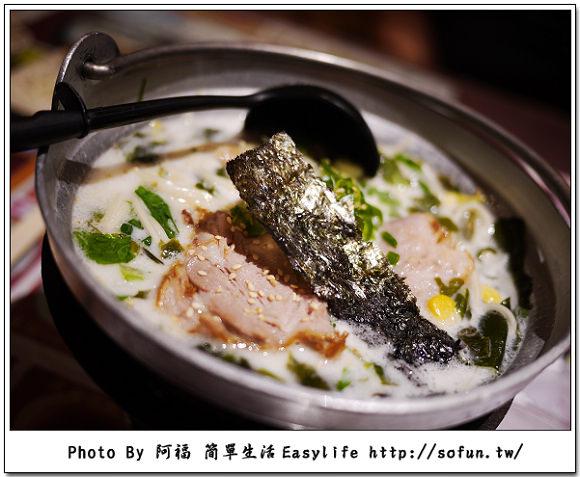 [食記] 台北東區。博多拉麵微風店 平價美味日式風味拉麵