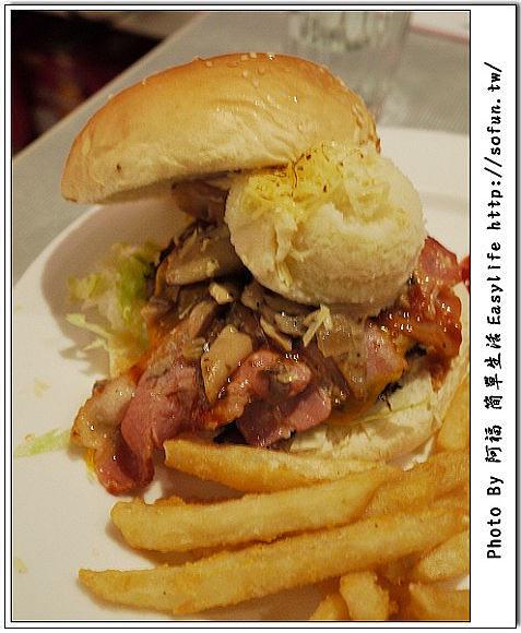 [食記] 台北師大。Nineting 19 美式餐廳 漢堡大口吃 (提供WiFi上網)
