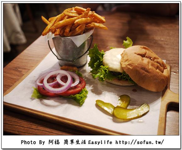 [食記] 台北師大。1885 Burger Store 美式漢堡店聚餐 (提供WiFi上網)
