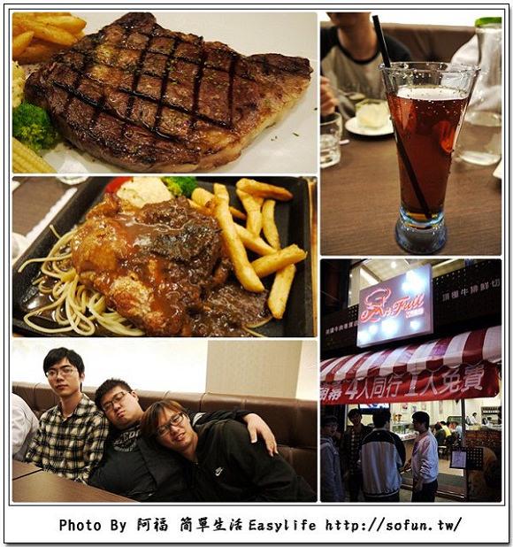 [食記] 台北忠孝。Mr.Full 美國牛肉 / 鮮切肉品專賣店 開幕嚐鮮去