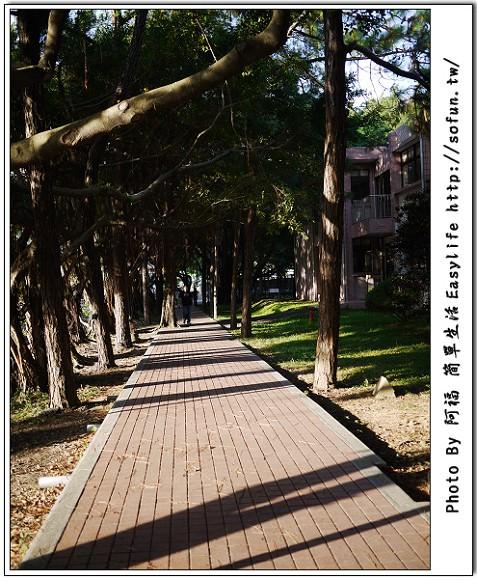 [生活] 新竹清華、交通大學校園隨手拍。小木屋鬆餅吃甜點趣