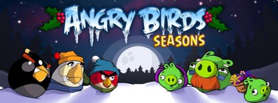 [遊戲] 憤怒鳥:季節版 Angry Birds Seasons 綠色免安裝 PC電腦版