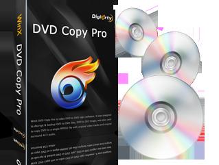 [好康] WinX DVD Copy Pro – DVD 備份、燒錄軟體@完整版序號贈送