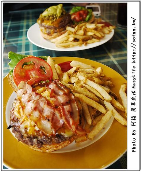 [食記] 台北公館。BONGOS 美墨餐廳 漢堡大口大口咬真過癮