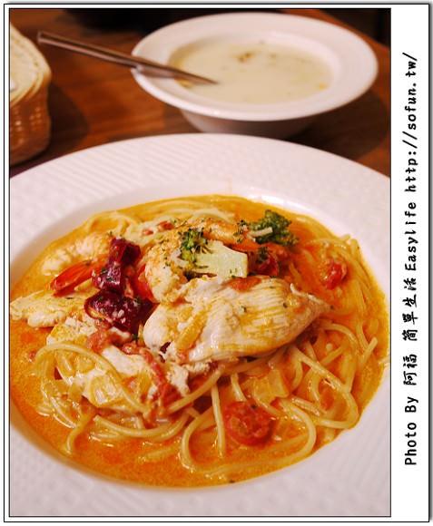 [食記] 台北人氣美食。螺絲瑪莉 Rose Mary 義式料理餐廳