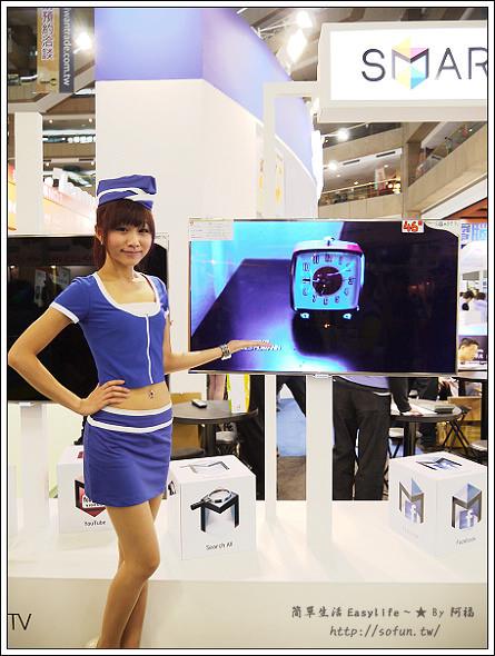 [隨拍] 2012 台北春季電腦展 Show Girl & 科技新玩意大搜查