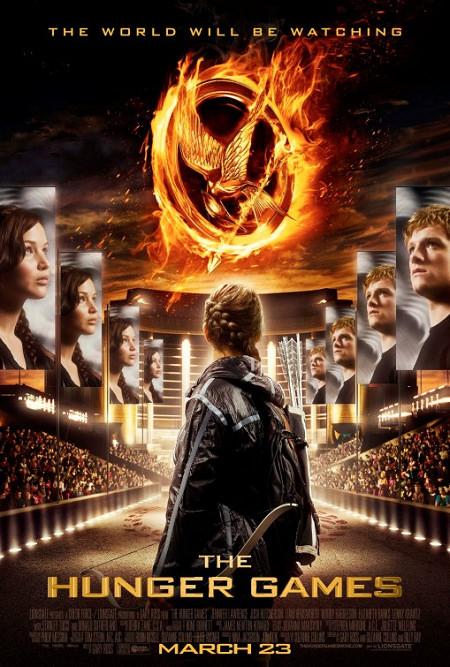 [電影] 飢餓遊戲 The Hunger Games 影評 – 願機會永遠對你有利