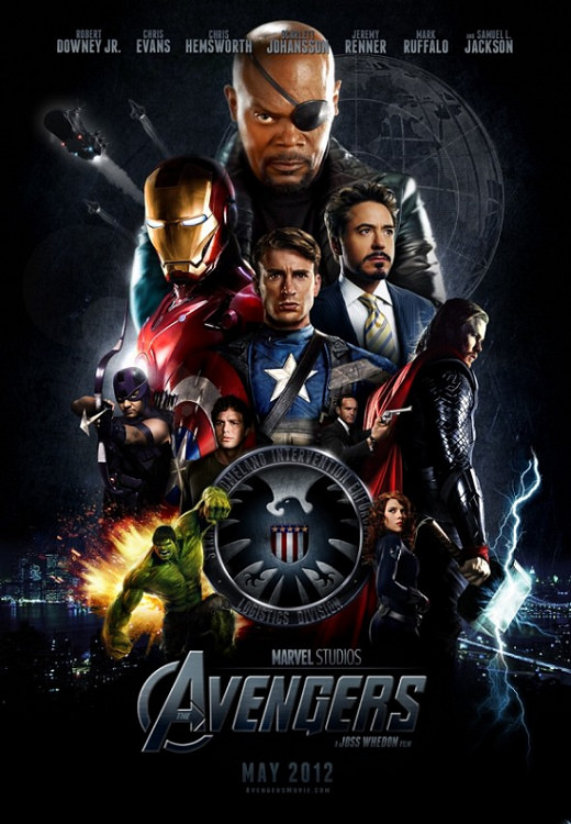 [電影] 復仇者聯盟影評 – 年度必看超級英雄大出擊爽片含人物模型