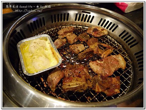 [食記] 台北中山區。頂燒火鍋烤肉吃到飽 ~ 戰鬥力持續下降!!