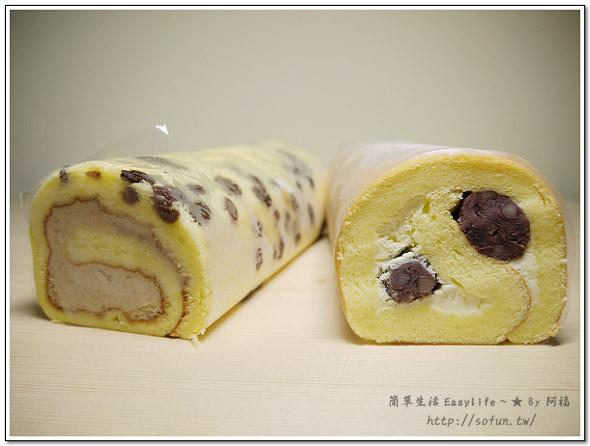 [甜點] 台北天母。小蝸牛菓子工房 ~ 超人氣瑞士捲蛋糕綿密又好吃