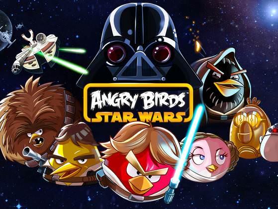 [電玩] Angry Birds Star Wars – 憤怒鳥星際大戰電腦版、App遊戲下載