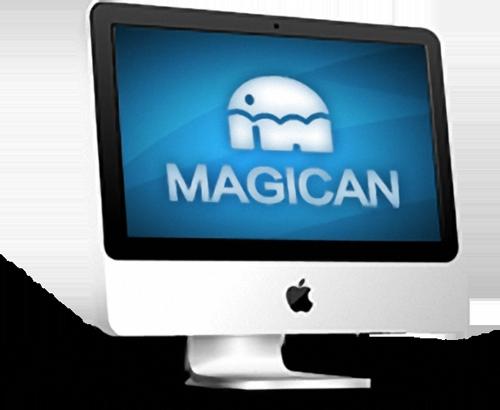 [MAC] Magican – 免費多功能系統管理軟體@包含清理、監控、防護、掃描全都包