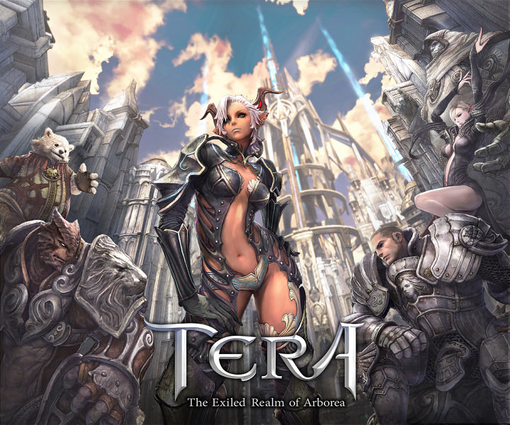TERA Online 線上遊戲主程式最新版下載|TERA 遊戲下載