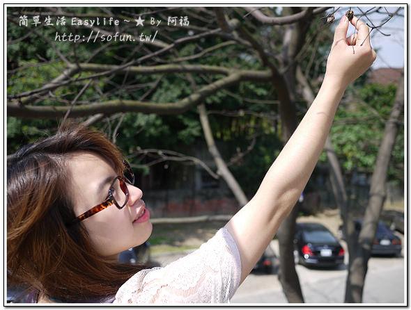 [攝影] Panasonic Lumix GF1:麻美人像外拍@華山藝文中心
