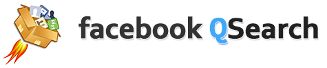 [資訊] Facebook QSearch – 超強臉書塗鴉牆歷史訊息搜尋引擎工具