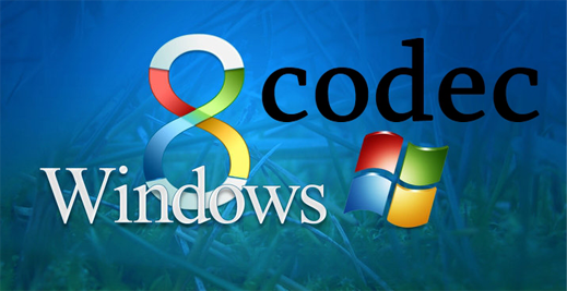 Windows 8 Codecs 免費影音編碼器軟體下載 | Win8 專用播放工具下載
