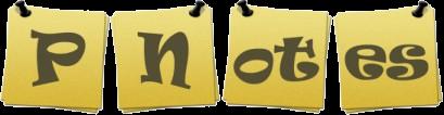 PNotes 電腦桌面便條紙、便利貼記事軟體下載@免安裝中文版