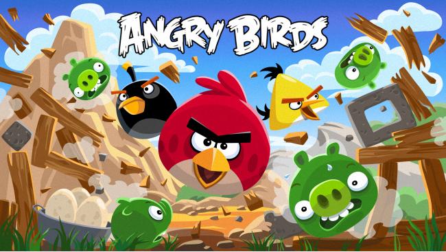 Angry Birds 憤怒的小鳥遊戲下載@免安裝繁體中文電腦版