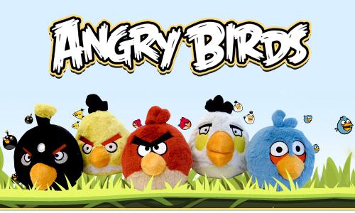 憤怒鳥 Angry Birds 綠色免安裝 PC電腦硬碟版 遊戲下載