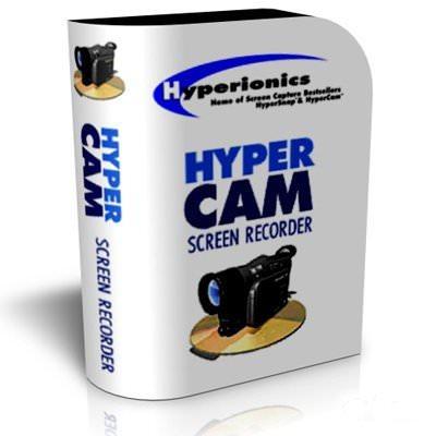 HyperCam 專業電腦螢幕畫面錄影、擷取畫面軟體下載@免安裝中文版