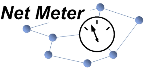 NetMeter 網路流量監控軟體下載@免安裝中文版
