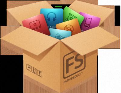 DVDVideoSoft Free Studio – 功能齊全網路影音多媒體、影片編輯轉檔軟體大全