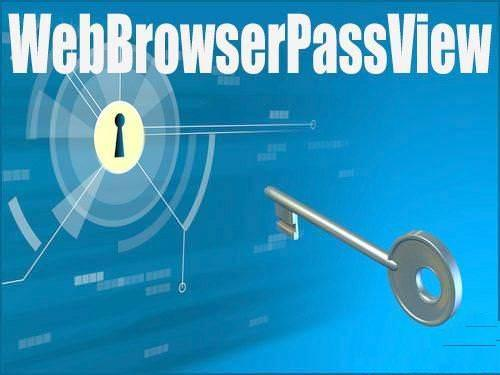 WebBrowserPassView – 網路瀏覽器密碼查詢工具 (免安裝中文版)