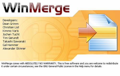 WinMerge – 免費好用文字檔案、資料夾比對除錯必備軟體@免安裝中文版